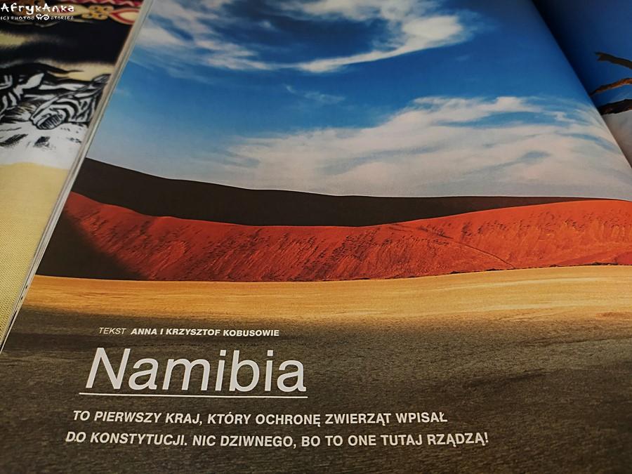 Nasza Namibia jest jednym z 30 miejsc wartych zobaczenia w Afryce!