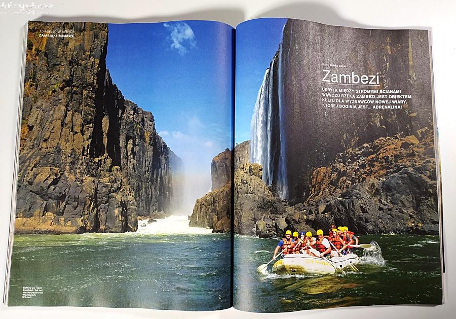 Rafting na Zambezi! O yes!