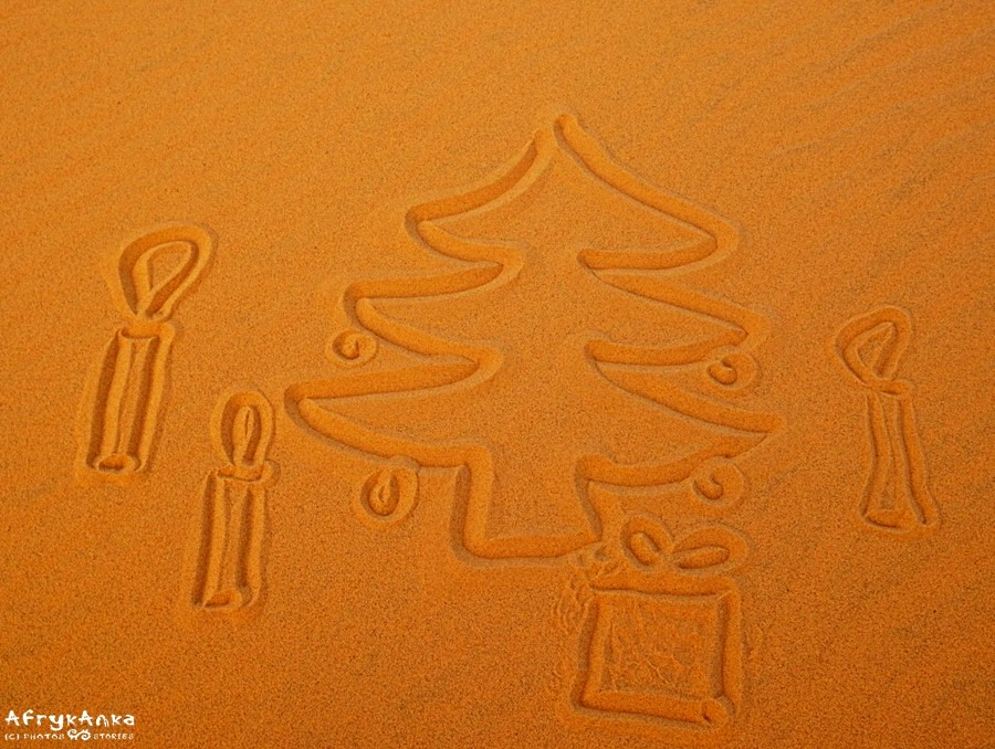 Gdziekolwiek jesteście - niech Święta będą dobrym czasem. Prezenty to tylko dodatek ;)