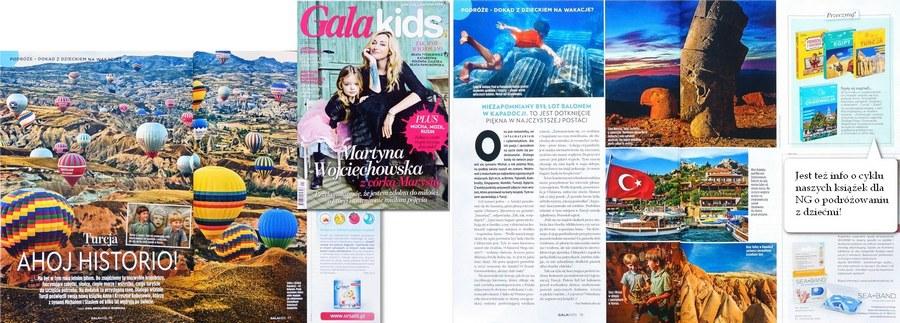 Turcja z dziećmi dla Gala Kids.
