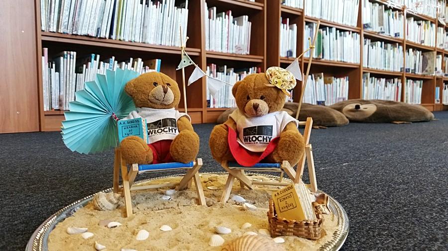 Biblioteka w Dzielnicy Włochy :)