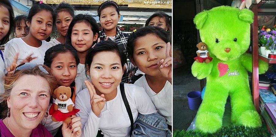 Spotkania w Birmie!