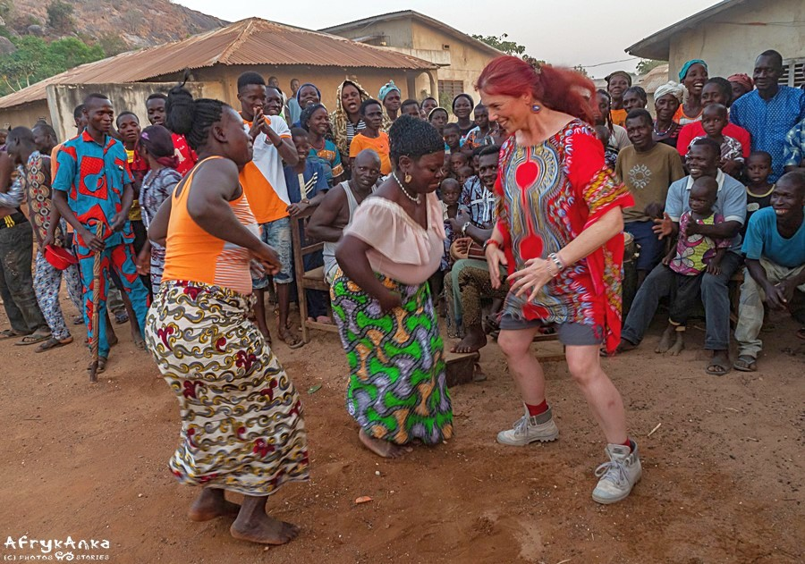 Taniec łączy! fot. Beata Tabak