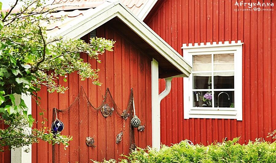 Domek z Dragsö.