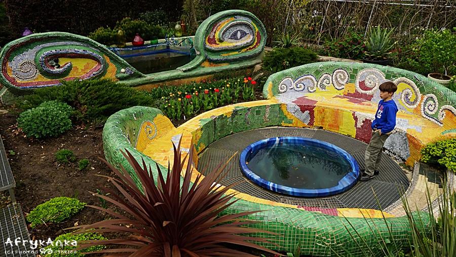 W Ogrodzie Gaudiego.