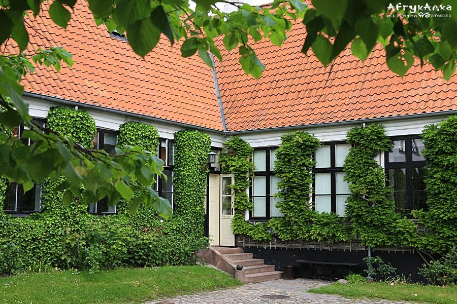 Dom Karen Blixen w Rungsted.