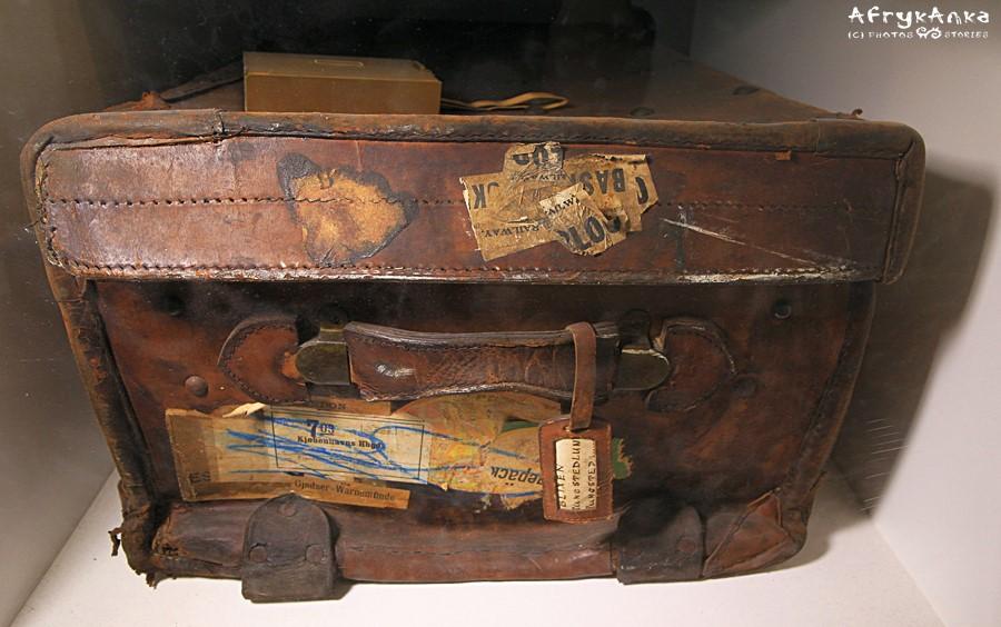 Podróżny kufer baronowej.
