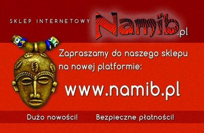 Sklep Namib.pl