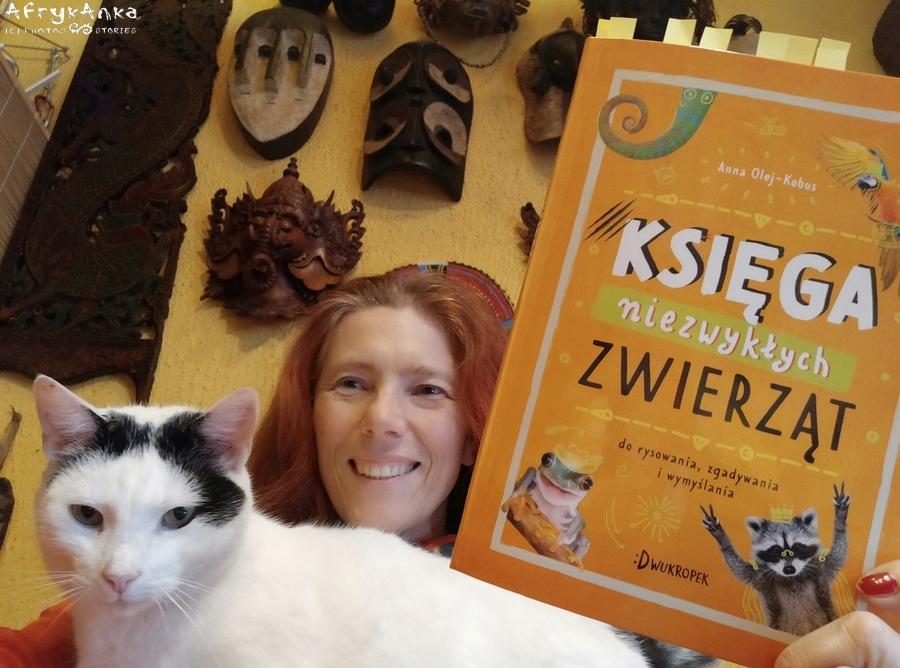 Koteł strzelił focha, bo zajmuję się książką, zamiast nim...