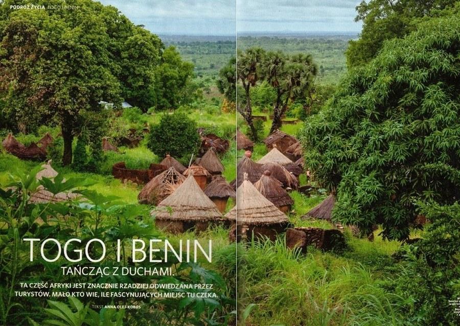 Togo i Benin - oba kraje są warte odwiedzin!