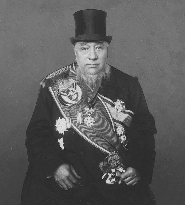 Paulus Kruger (źródło: Wikipedia).
