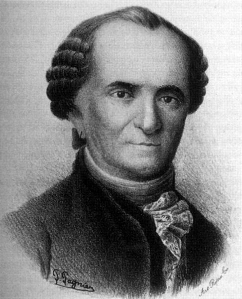 Philibert Commerson (źródło: Wikipedia).