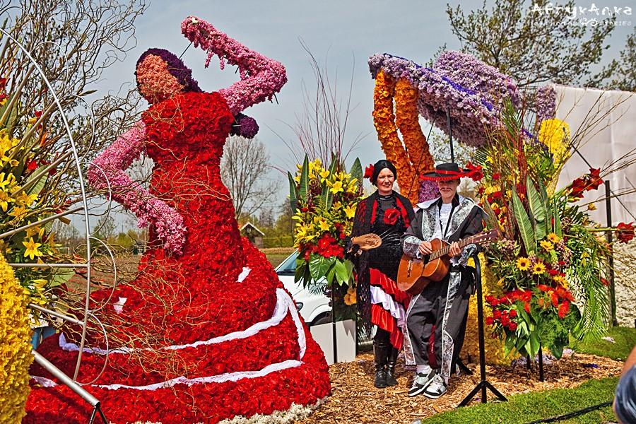 Jest nawet flamenco!