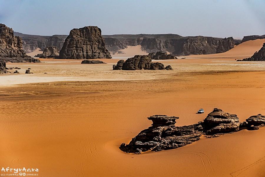 W odcinku 26 odkryjesz nieznane oblicze Sahary.