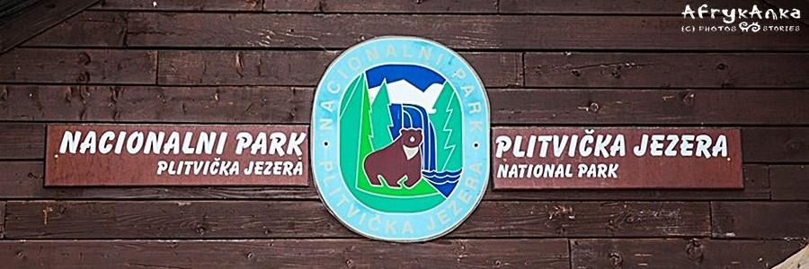 W herbie PN Jeziora Plitwickie jest niedźwiedź.